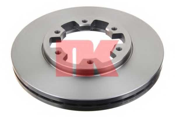 Тормозной диск NK 202250 - изображение