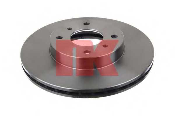 Тормозной диск NK 202251 - изображение 1