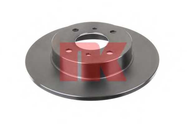 Тормозной диск NK 202252 - изображение 1
