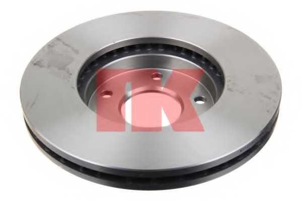 Тормозной диск NK 202256 - изображение