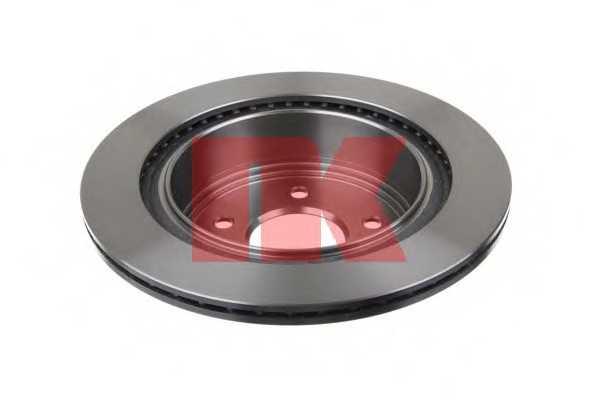Тормозной диск NK 202261 - изображение 1
