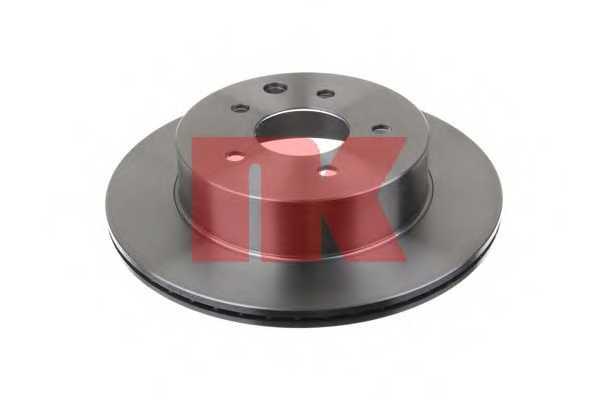 Тормозной диск NK 202261 - изображение
