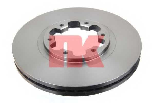 Тормозной диск NK 202262 - изображение 1