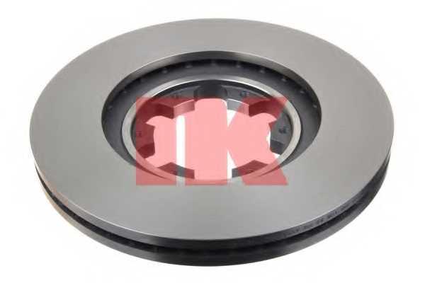 Тормозной диск NK 202262 - изображение