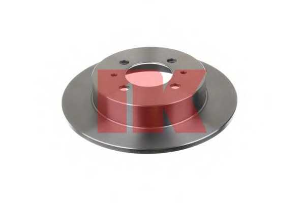 Тормозной диск NK 202263 - изображение 1