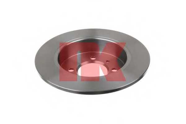 Тормозной диск NK 202263 - изображение