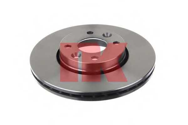 Тормозной диск NK 202264 - изображение 1