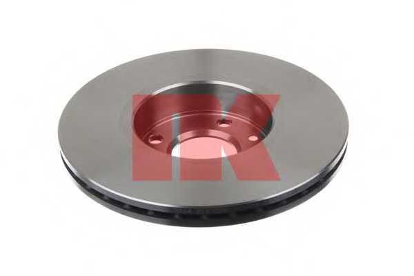 Тормозной диск NK 202264 - изображение