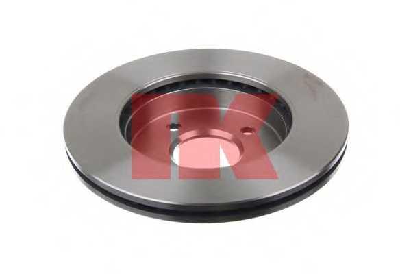 Тормозной диск NK 202269 - изображение 1