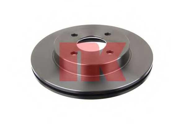 Тормозной диск NK 202269 - изображение