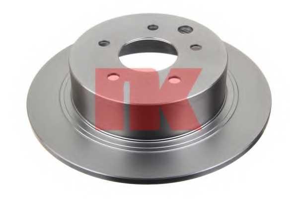Тормозной диск NK 202273 - изображение 1