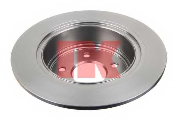 Тормозной диск NK 202273 - изображение