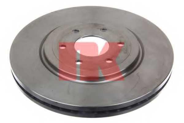 Тормозной диск NK 202276 - изображение