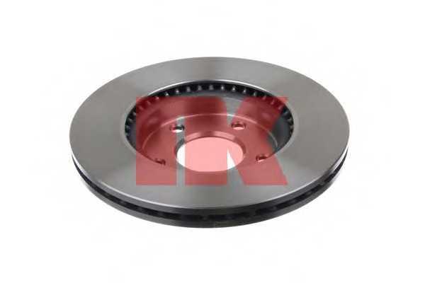 Тормозной диск NK 202277 - изображение 1
