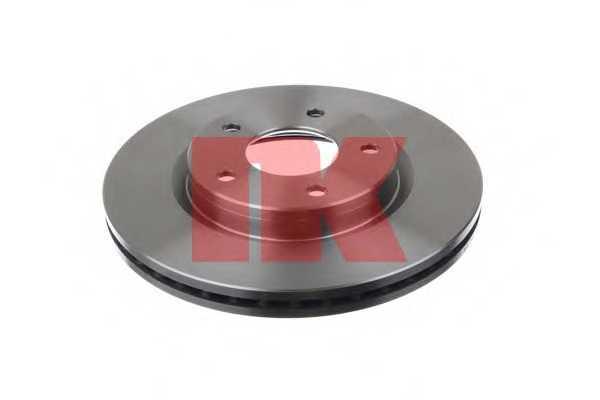 Тормозной диск NK 202277 - изображение