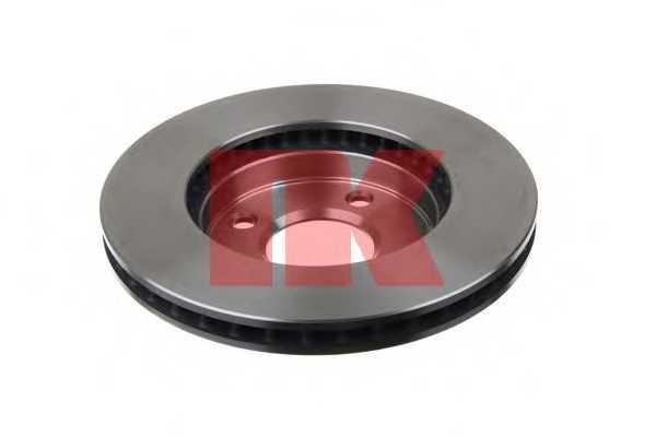 Тормозной диск NK 202282 - изображение