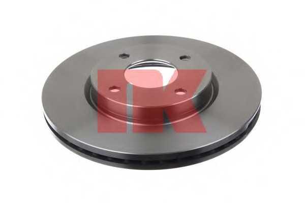 Тормозной диск NK 202283 - изображение 1