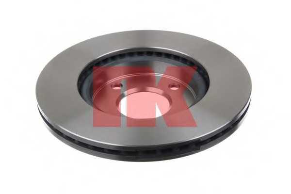 Тормозной диск NK 202283 - изображение