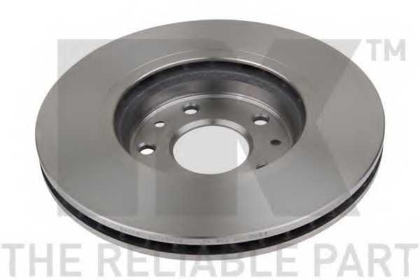 Тормозной диск NK 202290 - изображение 1