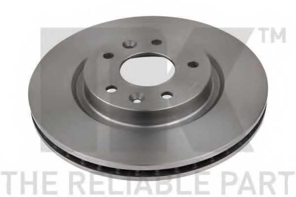 Тормозной диск NK 202290 - изображение