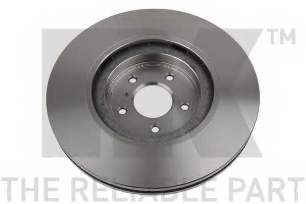 Тормозной диск NK 202292 - изображение 1