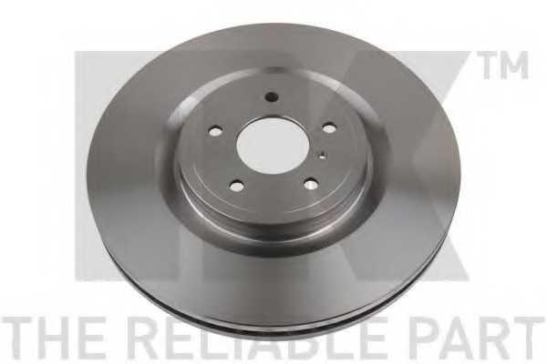 Тормозной диск NK 202292 - изображение