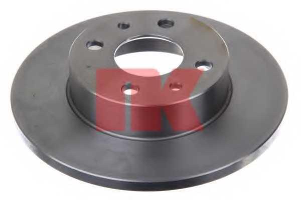 Тормозной диск NK 202314 - изображение 1