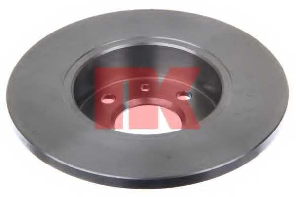 Тормозной диск NK 202314 - изображение
