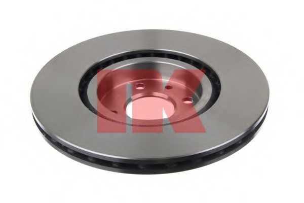 Тормозной диск NK 202327 - изображение 1