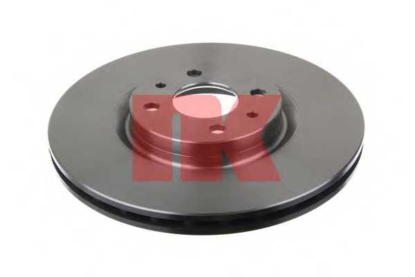 Тормозной диск NK 202327 - изображение