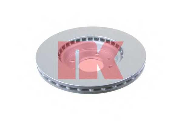 Тормозной диск NK 202336 - изображение 1