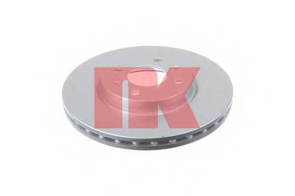 Тормозной диск NK 202336 - изображение