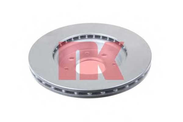 Тормозной диск NK 202343 - изображение 1