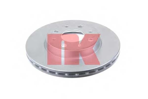 Тормозной диск NK 202343 - изображение