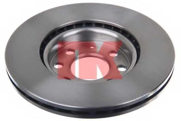 Тормозной диск NK 202348 - изображение 1