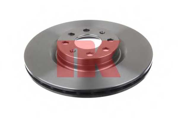 Тормозной диск NK 202350 - изображение 1