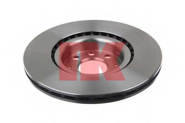 Тормозной диск NK 202350 - изображение