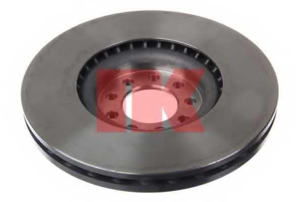 Тормозной диск NK 202357 - изображение 1