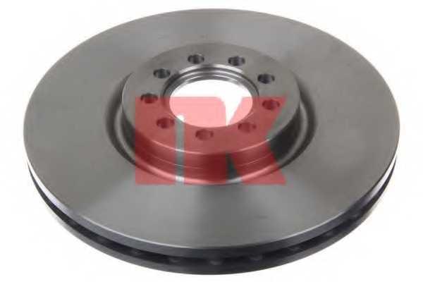Тормозной диск NK 202357 - изображение