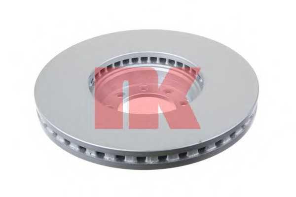 Тормозной диск NK 202361 - изображение