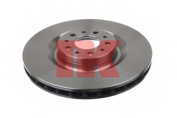 Тормозной диск NK 202366 - изображение 1