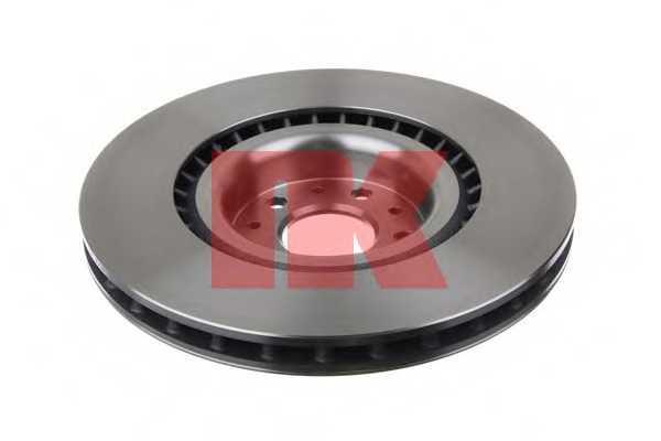 Тормозной диск NK 202366 - изображение
