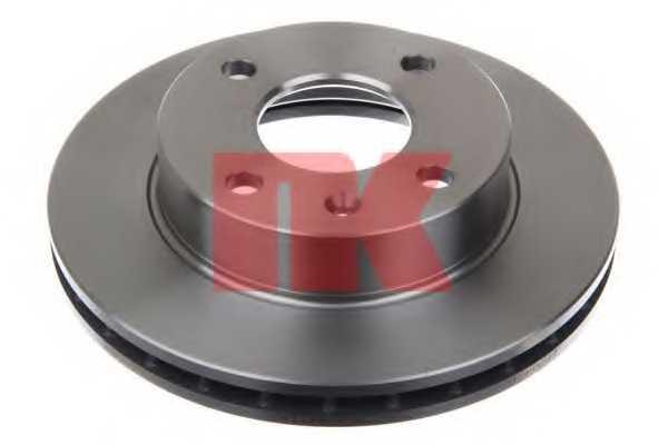 Тормозной диск NK 202514 - изображение