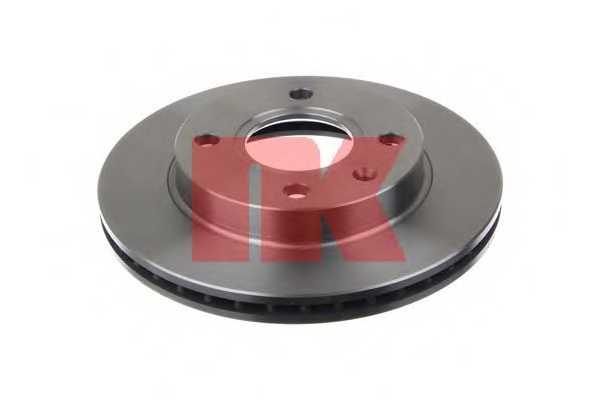 Тормозной диск NK 202528 - изображение 1