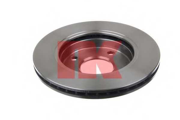 Тормозной диск NK 202528 - изображение