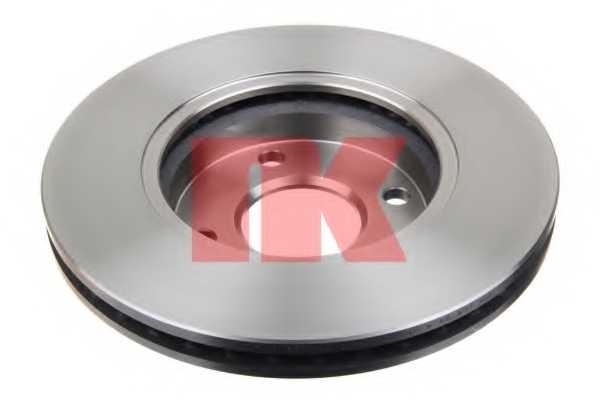 Тормозной диск NK 202533 - изображение 1