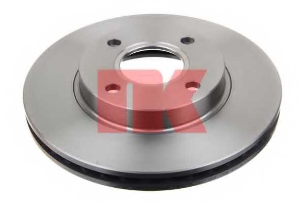 Тормозной диск NK 202533 - изображение