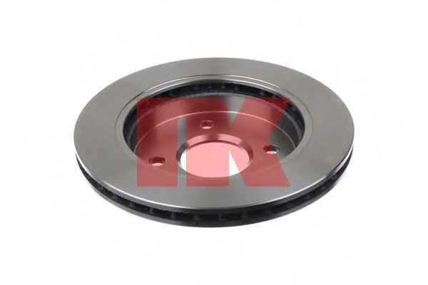 Тормозной диск NK 202535 - изображение