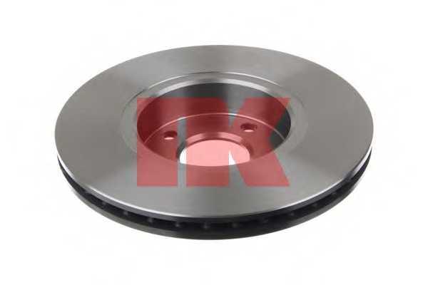 Тормозной диск NK 202542 - изображение 1