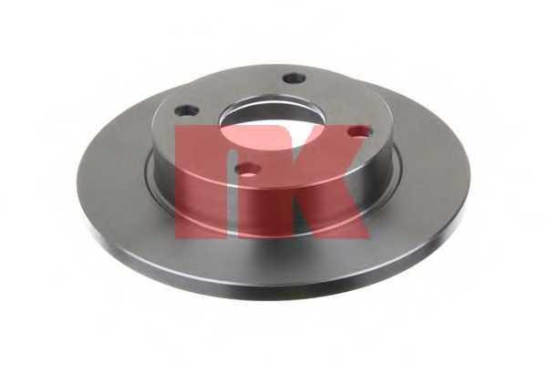 Тормозной диск NK 202543 - изображение 1